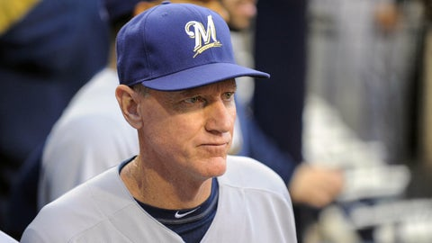 Ron Roenicke - Milwaukee Brewers