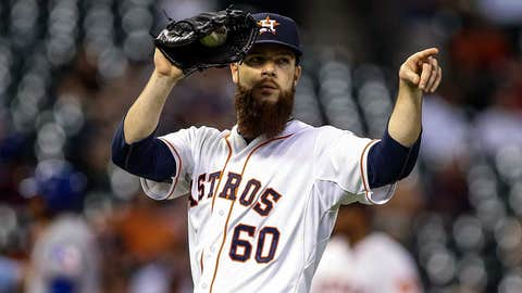 Don't burn Keuchel out