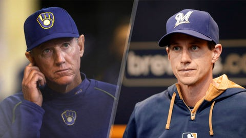 May 3 – Ron Roenicke fired
