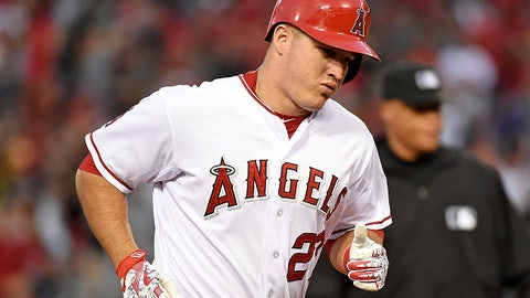 Angels: Mike Trout (1st round, 25th overall, 2009)