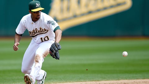 Watch Semien get better and better