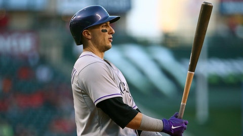 17. Troy Tulowitzki, SS, Colorado Rockies (.313, 10 HR, 49 RBI)