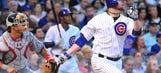 Cubs pitcher Lester sets batting futility record