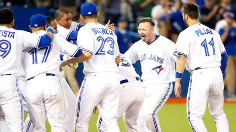 Toronto Blue Jays 2015 first half highs and lows