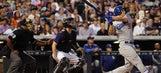 Joc Pederson hits longest home run of the season