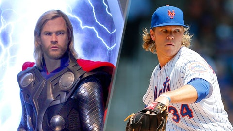 The MLB Avengers: Thor, The Incredible Hulk and 6 more players with 'Avengers' nicknames