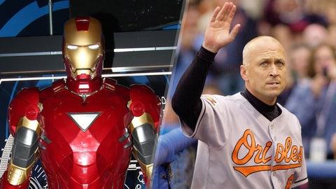 Iron Man: Cal Ripken Jr.
