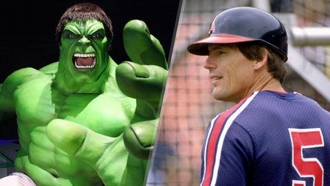 The Incredible Hulk: Brian Downing