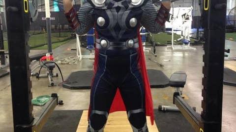 Thor: Noah Syndergaard