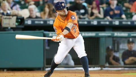 Jose Altuve, 2B, Houston Astros