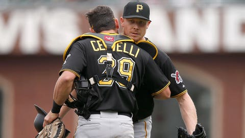 June 17 – Francisco Cervelli ties scoreless record