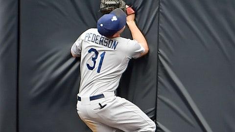 June 14 - Joc Pederson's game-saving catch