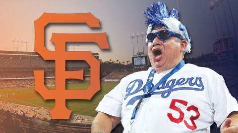 10 things Dodgers fans can't stand about the San Francisco Giants