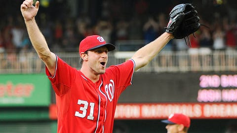 June 21 – Max Scherzer's no-hitter