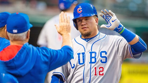 June 16-21 – Kyle Schwarber's debut