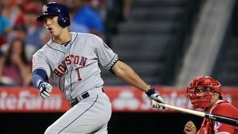 June 8: Correa hits the big time