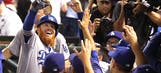 Los Angeles Dodgers' Justin Turner has earned everyday playing time