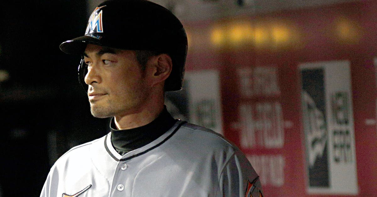 Ichiro Suzuki Free Agent Oakland