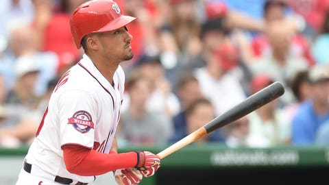 Low: Desmond's massive struggles at the plate
