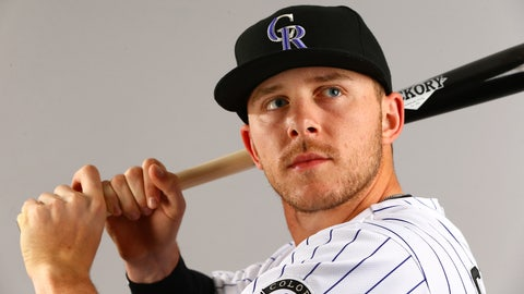 Story emerges at shortstop
