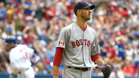July 1: Rick Porcello loses seventh-straight game