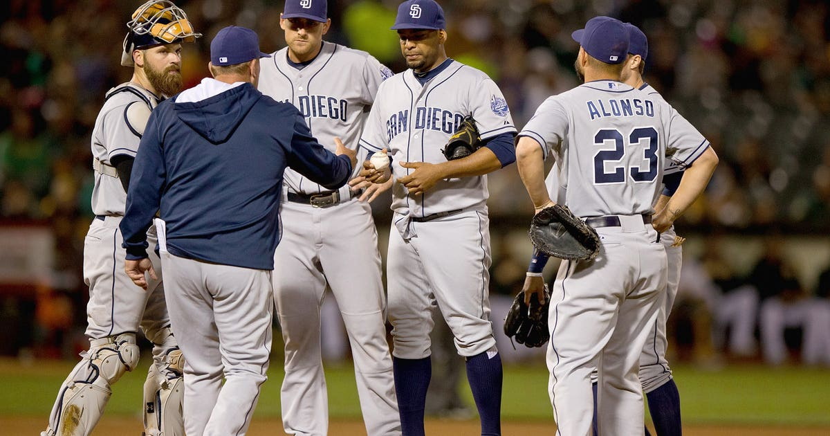 Don T Break Up The San Diego Padres Fox Sports