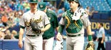 A's Gray, Vogt excited about first All-Star Game selections