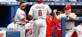 Mackanin admires Phillies' work ethic amid catastrophic season