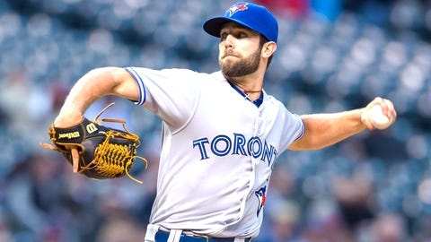 May 1: Daniel Norris demoted