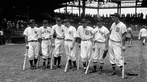 AL fails to fan a single NL batter (1937)