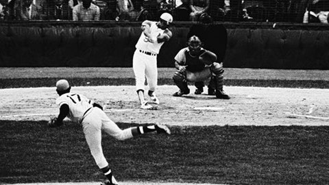 Jackson's 500-foot home run: July 13, 1971, Tiger Stadium in Detroit