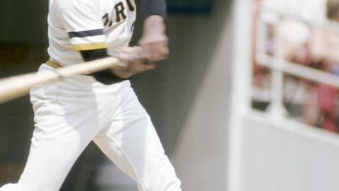 Roberto Clemente strikes out four times (1967)