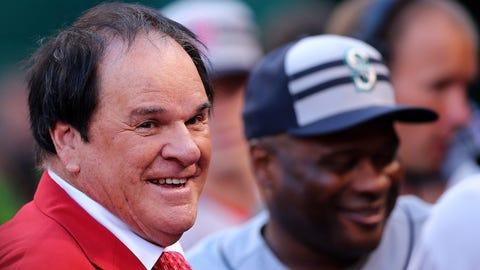 071515 MLB GREAT AMERICAN HUSTLE Pete Rose PI SM
