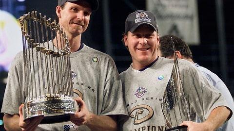 Randy Johnson: World Series machine