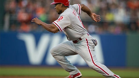 Ben Revere, OF, Phillies