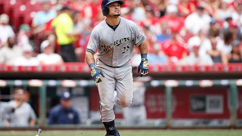 Gerardo Parra, OF, Brewers