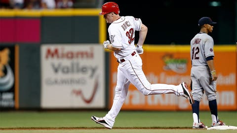 Jay Bruce, OF, Reds