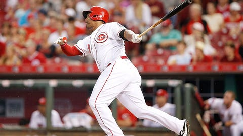 Marlon Byrd, OF, Reds