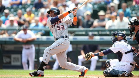 Yoenis Cespedes, OF, Tigers