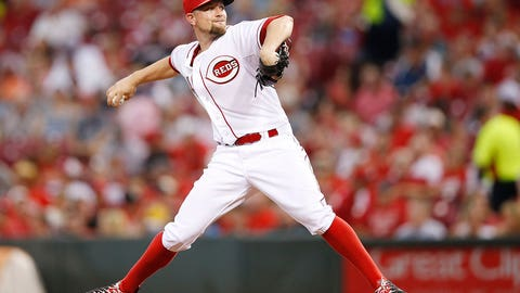 Mike Leake, SP, Reds