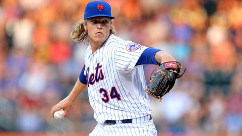 Syndergaard dominant in second start
