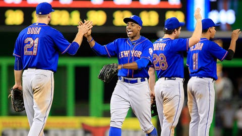 5. The Mets' books aren't bloated