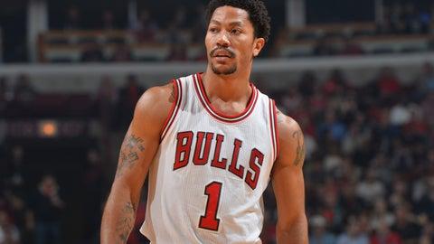 Chicago Bulls (443-345)