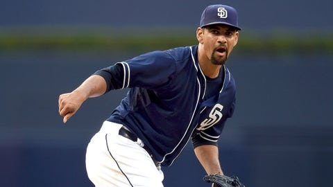 San Diego Padres: 2. Starting pitching