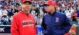 Francona to be at Farrell's side for first chemotherapy treatment