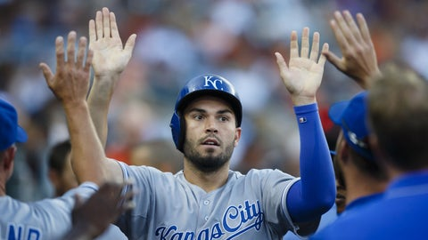 June-July -- Royals fans stuff the All-Star Game ballot box