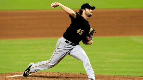 Cole wins NL Cy Young Award