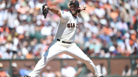 Bumgarner wins the NL Cy Young