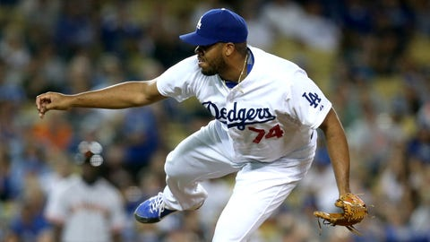 Los Angeles Dodgers: 2. Middle relief