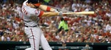 Zimmerman homers twice, Nationals snap skid in St. Louis